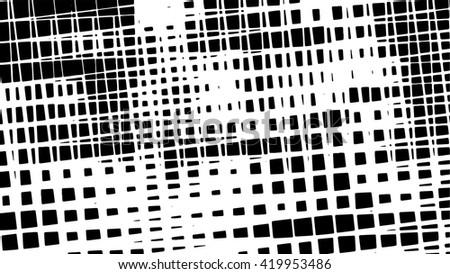 Grunge Mesh Background. Vector. - stock vector