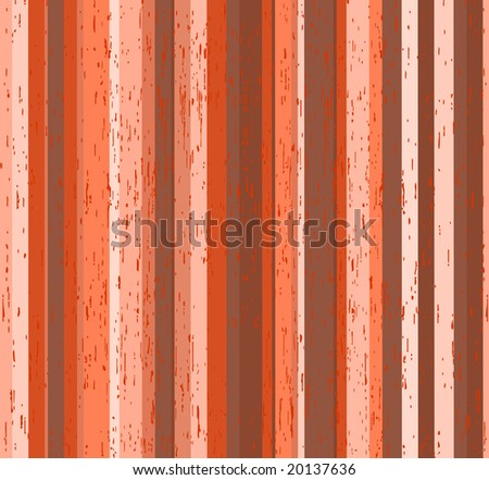 Grunge red background of vertical strips