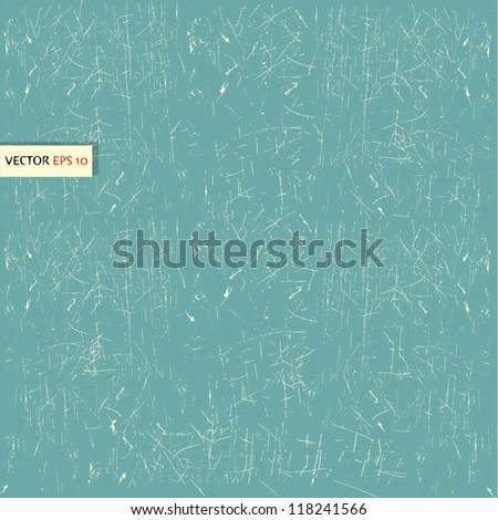 Grunge retro vintage paper,background,Vector - stock vector