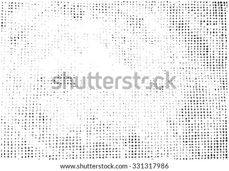 Grunge texture. Grunge background. Abstract vector template.  - stock vector