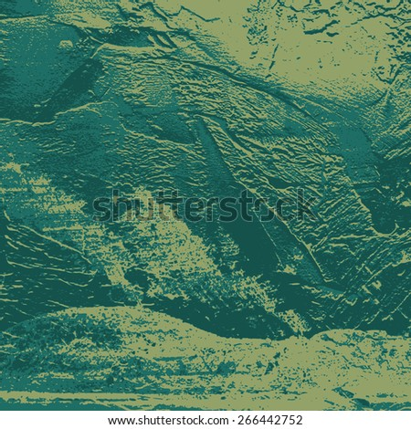 grunge textures. abstract background. vector illustration. - stock vector