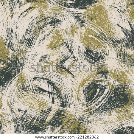 grunge textures. vector illustration - stock vector