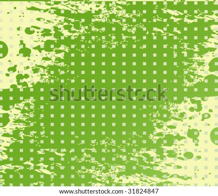 Grunge vector background.
