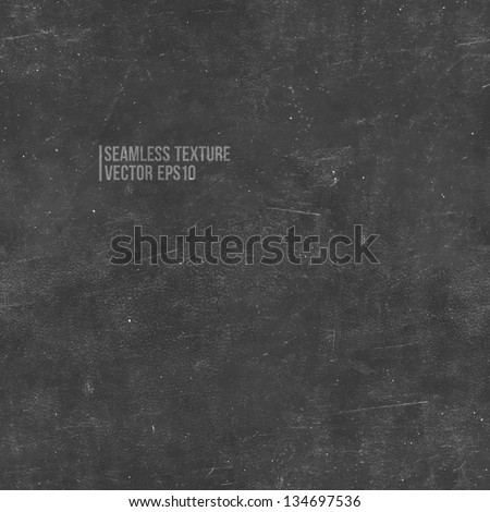 Grunge vector seamless texture. Seamless pattern. Retro texture. Vintage texture. Dark texture. Old pattern. Old texture. Business background. Presentation background. Grey background - stock vector