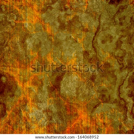 Grungy wall background texture - stock vector