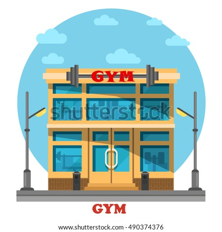 Gymnasium Stock Images Royalty Free Images Vectors