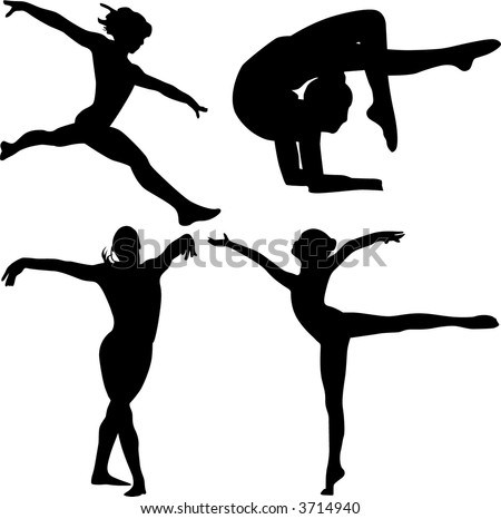 Gymnastics and Ballet Dancers
