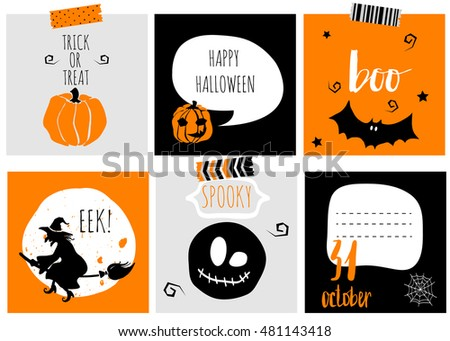 halloween anniversary card selo l ink co