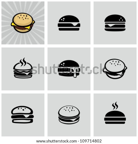 Hamburger icons set