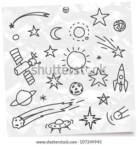 Alien Spaceship Drawing Tumblr 47431 Enews