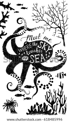 Octopus Vector Stock Images, Royalty-Free Images & Vectors ...