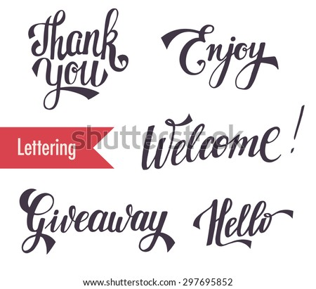thankyou com sweepstakes you are welcome stock images royalty free images 7994