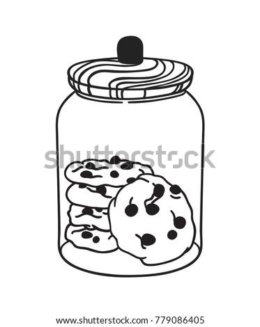 Bake A Cake In A Glass Jar
