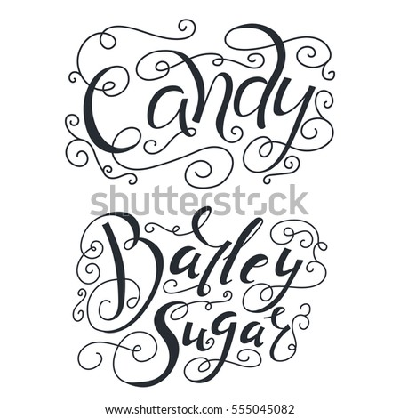 stock vector hand drawn lettering label with candy lollipop gum design template with delicious elements 555045082 fast food poster steak hand draw stock vector 336089291 shutterstock on sandwich label template