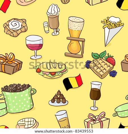 Traditional Belgian Food Belgian Traditional Food