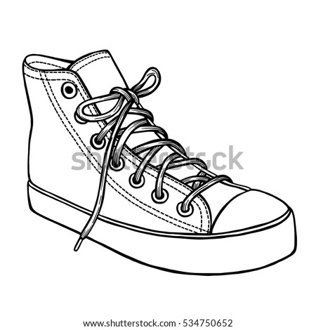 Converse Shoes Stock Images, Royalty-Free Images & Vectors ...