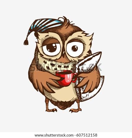 Owl Cafe Menu