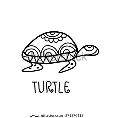 Turtle using keyboard symbols