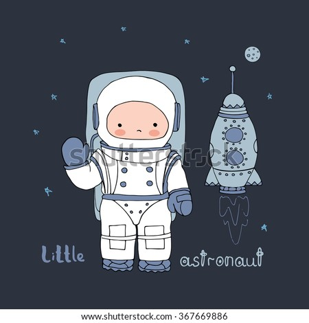 Astronaut Baby Stock Images, Royalty-Free Images & Vectors ...