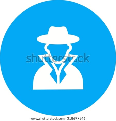 Handcuffs, police, criminal icon vector image. Can also be used for professionals. Suitable for web apps, mobile apps and print media. - stock vector