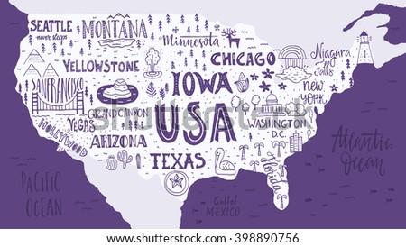 Map Design Letters Map Quilt Usa Spring Wallpaper Drapestudio - Usa map design