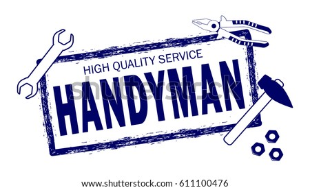 Handyman Logo Stock Images Royalty Free Images Amp Vectors
