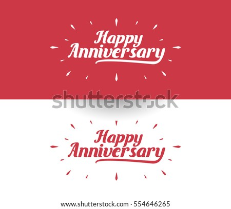 Happy anniversary logo design can be 554646265 happy anniversary logo design can be used as banner or greeting card voltagebd Choice Image