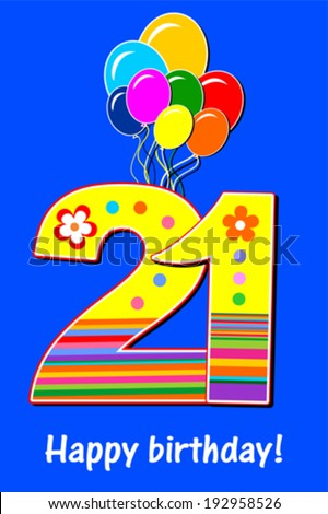 21 Birthday Stock Photos Royalty Free Images Amp Vectors
