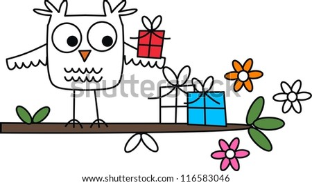 happy birthday or other celebration - stock vector