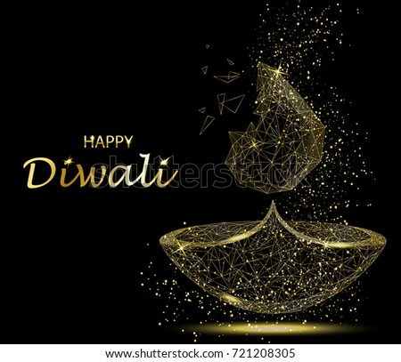 Happy diwali greeting card deepavali light stock vector 721208305 happy diwali greeting card deepavali light stock vector 721208305 shutterstock m4hsunfo