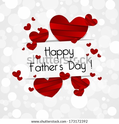 Happy fathers day greeting card vector stock photo photo vector happy fathers day greeting card vector illustration m4hsunfo Image collections