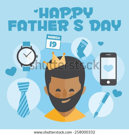 African Fathers Day Cards Happy Fathers Day Card