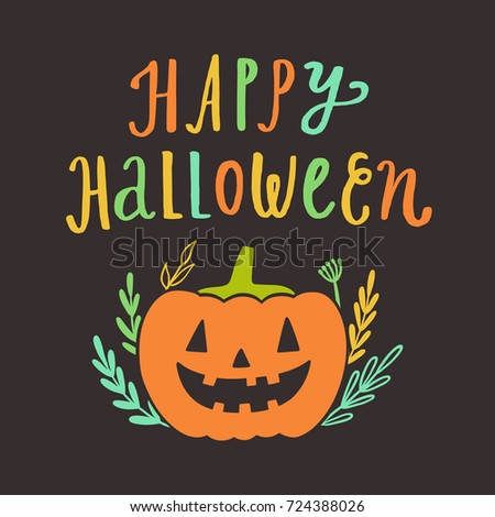 Happy Halloween Stock Images, Royalty-Free Images & Vectors ...