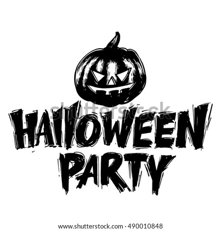 Black And White Halloween Posters