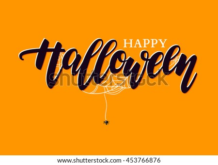 Halloween Letters Stock Images, Royalty-Free Images & Vectors ...