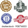 Happy Hour Bar Specials - stock