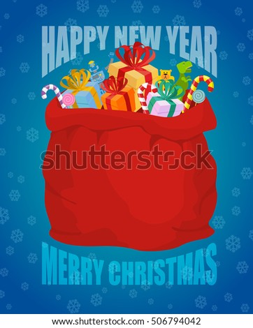 Sack Of Toys Stock Photos, Royalty-Free Images & Vectors ...