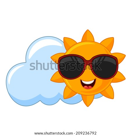Stock Images similar to ID 78126655 - smiling sun