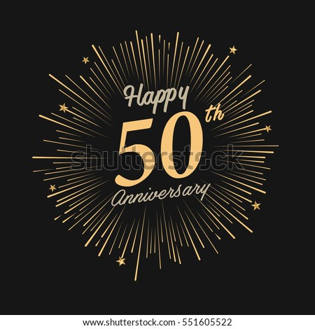 50th Birthday Stock Images RoyaltyFree Images Vectors