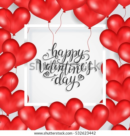 White valentines day