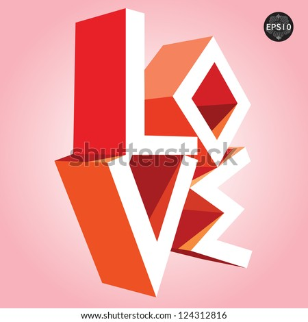 Happy valentines day and weeding cards, VECTOR - stock vector