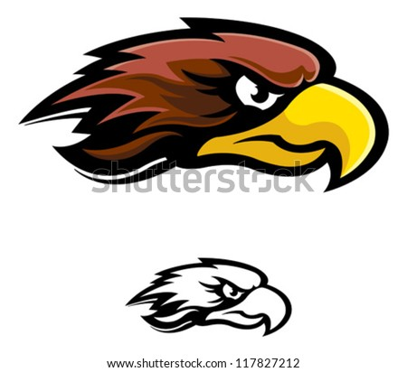 Cartoon Hawk Stock Images, Royalty-Free Images & Vectors ...