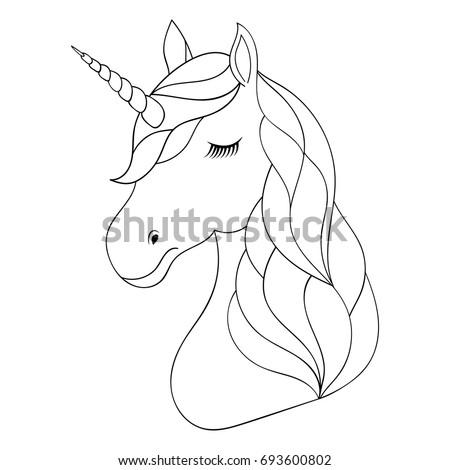Unicorn Isolated Stock Images RoyaltyFree Images