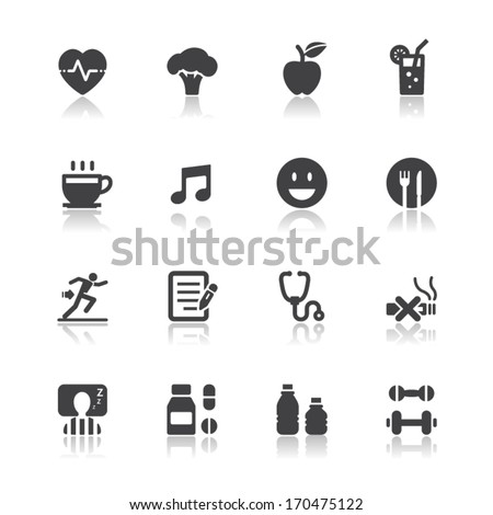 Wellness icon  Wellness Icon Stock Images, Royalty-Free Images & Vectors ...