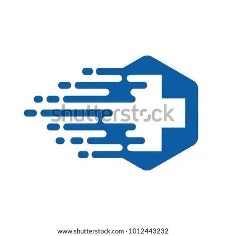 Health Insurance Logo Vector Stock Vector 1012443232 Shutterstock