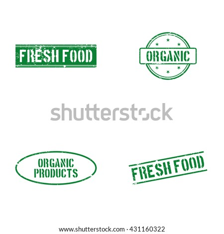 Healthy food labels