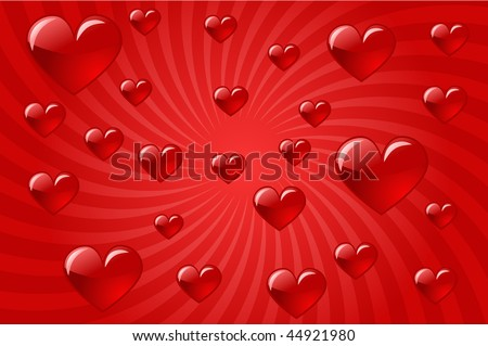 heart love abstraction decorative pattern romance stylized sweetheart valentine