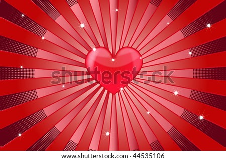 heart love abstraction romance stylized sweetheart valentine valentines day art pretty woman decoration decoratively