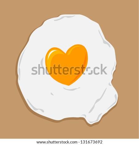 Egg Vector Logo Eps10 Vector Illustration