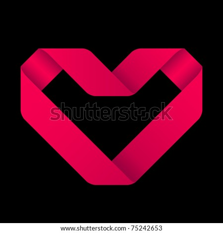 Heart Vector Illustration - stock vector